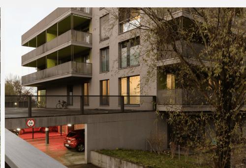 NB Gartenwohnung an bestechender Lage in Langendorf