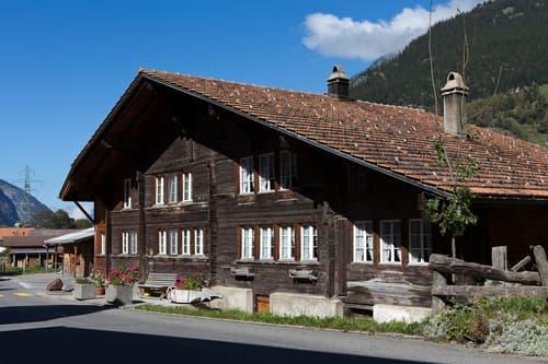 Denkmalgeschütztes Bauernhaus mit vielen Nutzungsmöglichkeiten