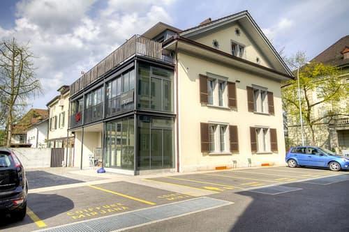 Schön Wohnen im Zentrum von Langenthal