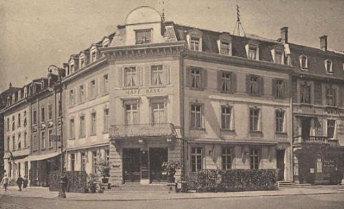 Aussenansicht, Historisches Gebäude
