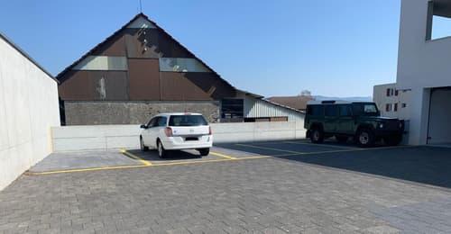 Zentral gelegener Parkplatz zu verkaufen