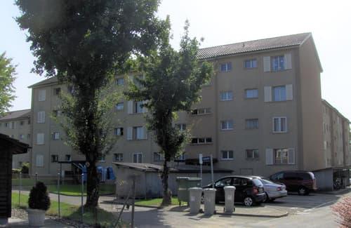 Einstellhallenplätze in Kirchberg zu vermieten