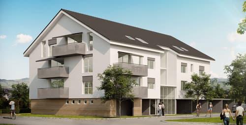 Möblierte, helle und top moderne Wohnung!