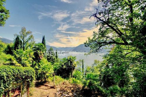 Wunderschönes Bauland in Ronco sopra Ascona mit traumhafter Seesicht zu verkaufen