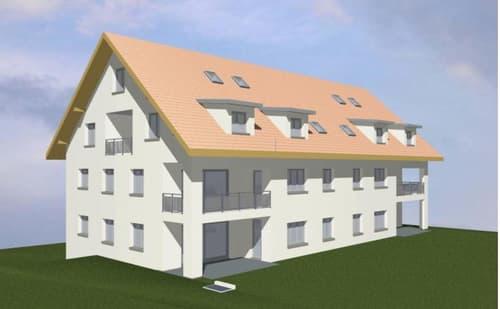 Zu vermieten Erstbezug 3.5 Zi.-Wohnung in 8577 Schönholzerswilen
