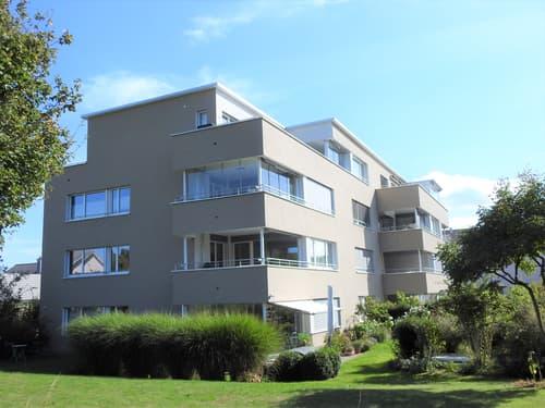 Ansicht Mehrfamilienhaus