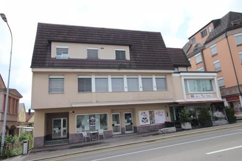 Büro- oder Therapieräumlichkeiten im Zentrum von Uzwil