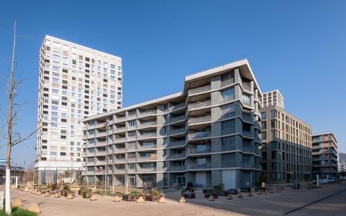 moderne Stadtwohnung an zentraler Lage