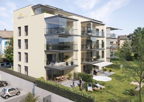 4 .5 Zi-Wohnung in Sirnach/TG