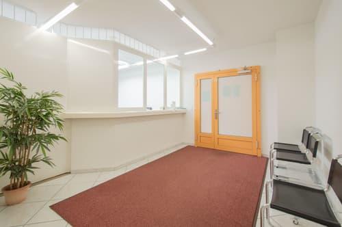 Büroräume mit circa 400 m² Fläche