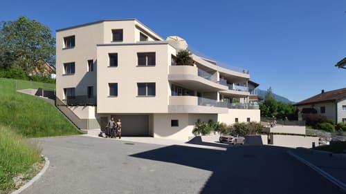 Neubau grosse 4,5-Zimmerwohnung EG West