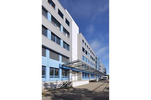 ausgebaute Büroflächen im Airport Business Center, 429 m2