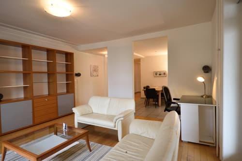 möblierte Wohnung Zürich, erstklassige Lage / furnished apt Zurich