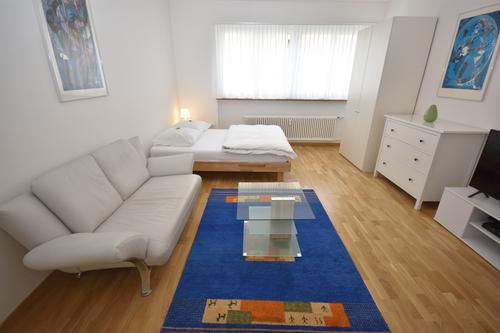 möblierte Wohnung Zürich, erstklassige Lage / furnished apartment Zurich