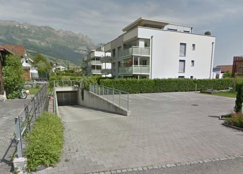 Tiefgaragenplatz Hochhausstrasse 4