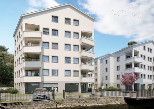 Attraktive EG-Wohnung im Baurecht