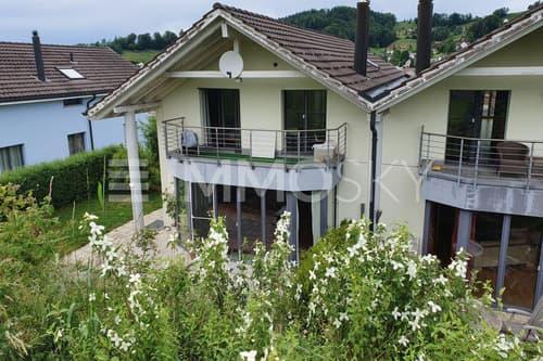 Doppelhaus an sonniger Süd-Lage