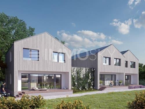 3 villas jumelles
