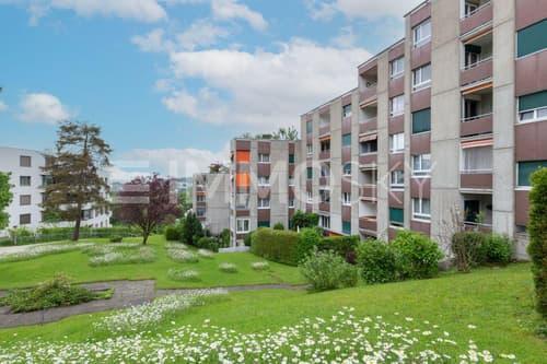 Naturnahes Wohnen mitten in der Stadt St. Gallen. Willkommen zu Hause