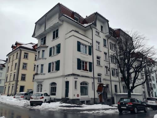 charmante 4 Zimmerwohnung in Nähe der Kreuzbleiche St. Gallen