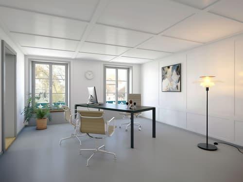 Historische Büros/Praxisräume