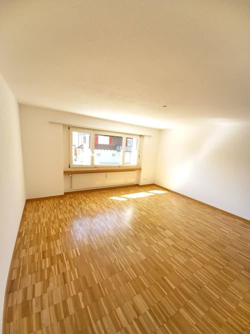 Gemütliche Wohnung mit grünem Umschwung an sehr ruhiger Lage!