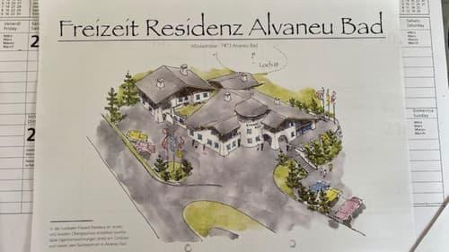 Freizeit Residenz Alvaneu Bad