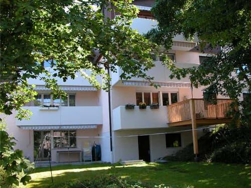 ruhig gelegene 3 Zimmer Wohnung mit Balkon