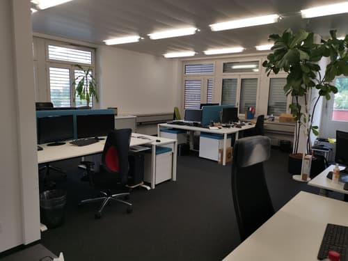 Bürofläche in ruhigem Quartier
