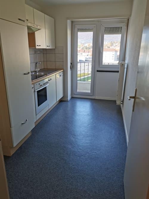 Spacieux appartement de 4.5 pièces proche de la gare de Delémont