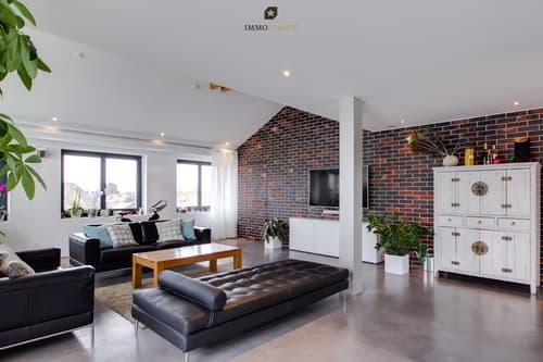 Moderner Wohnbereich.