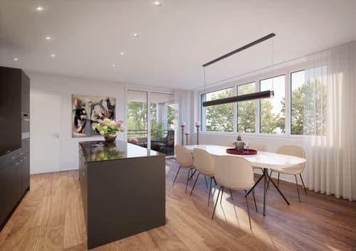 NEU: Felsenstrasse moderne 3.5 Zi.-Wohnung