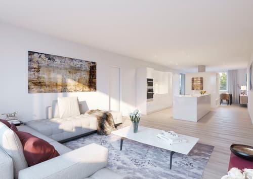 NEU: Felsenstrasse trendige 4.5 Zimmerwohnung