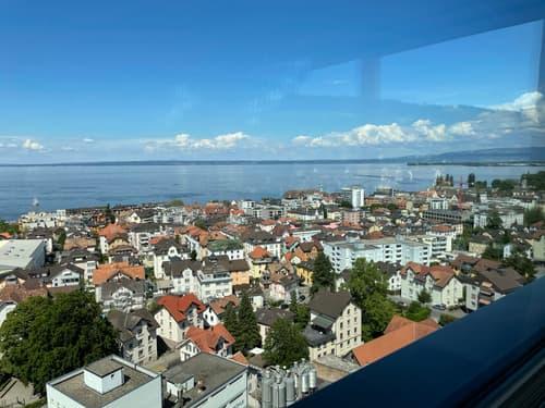 NEU: 5.5 Zi.-Wohnung 14. OG Panorama über Bodensee