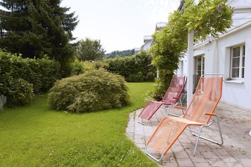 Wunderschöne Gartenwohnung in grüner Oase