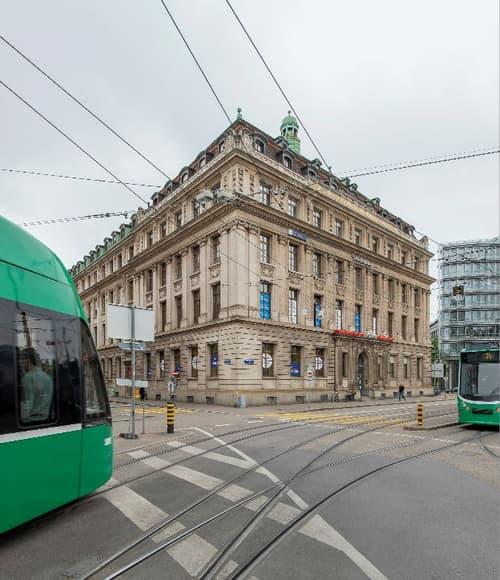 Büroflächen am Puls der Basler Wirtschaft (1)