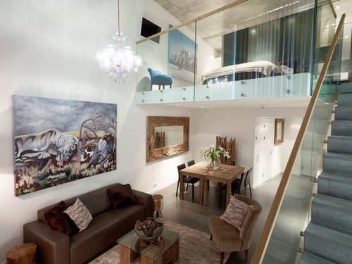Duplex Apartment Senior
