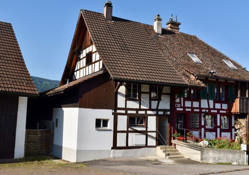 Hausteil im Dorfkern