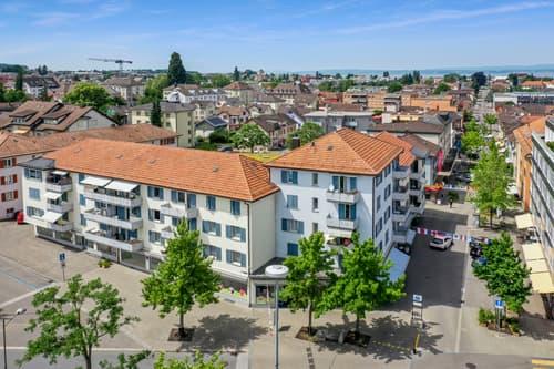 Renditeobjekt mitten in Romanshorn