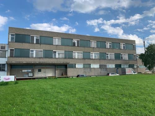 Multifunktionale Büroräumlichkeiten in Diessenhofen