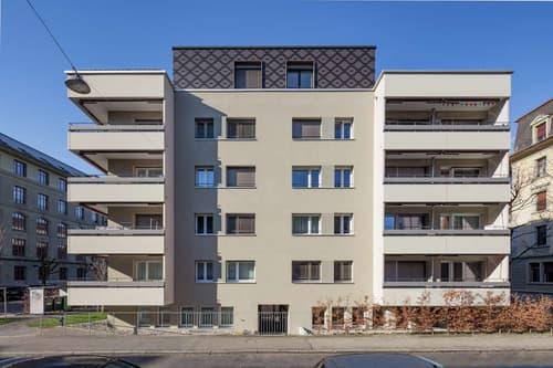 Gewerberäumlichkeiten im Längass-Quartier