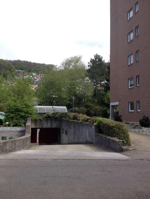 Einstellplatz in Münchenstein