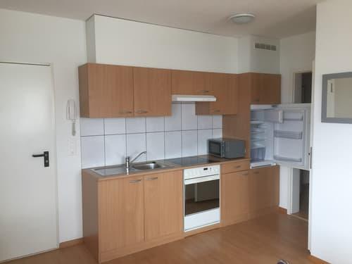 Möblierte Wohnung in Felben-Wellhausen