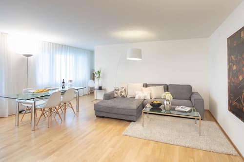 Stilvoll möblierte 2.5 Zimmer Business Apartments an Top Lage