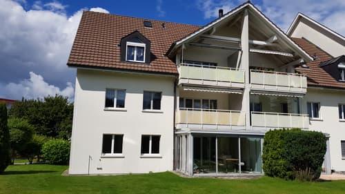Moderne, gepflegte 4.5-Zimmer-Wohnung an bester Dorflage!