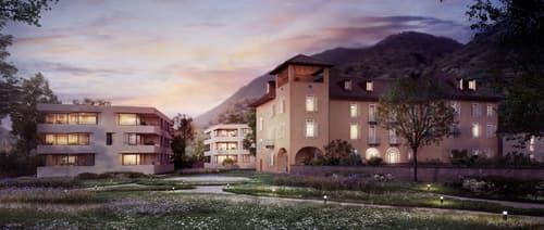 Neue Eigentumswohnungen im sonnigen Tessin nahe dem Lago Maggiore (1)