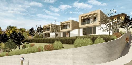 NEU: Moderne Villa zu verkaufen mit Seesicht in LUINO
