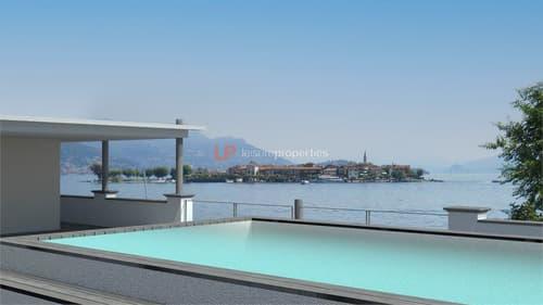 NEU: 3,5 Zi. Wohnungen mit blick auf die Inseln zwischen STRESA und BAVENO zu verkaufen!