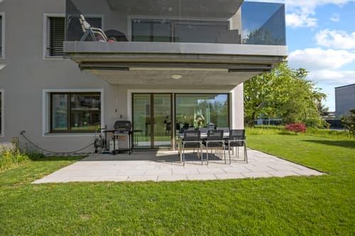 Gemütliche, moderne Wohnung  im  Erdgeschoss