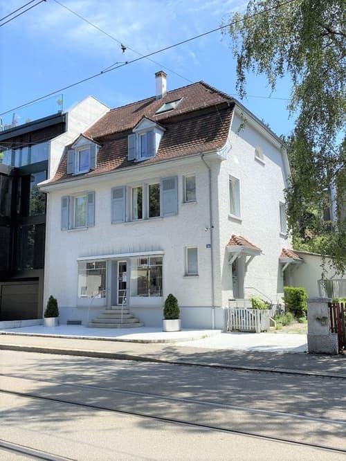 Mehrfamilienhaus in W3 Zone nähe Neuweilerplatz - Wohnen und Arbeiten